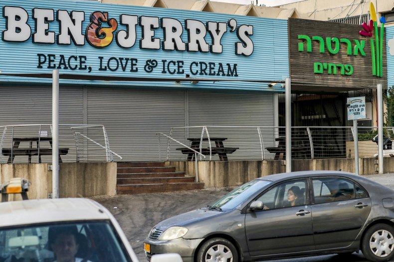 Ben & Jerry's Israel Decision