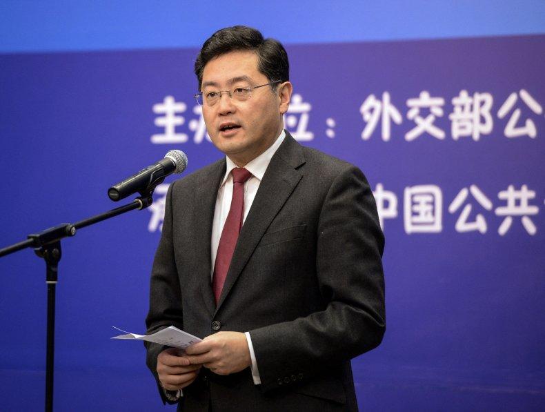 China Appoints New Ambassador to Washington