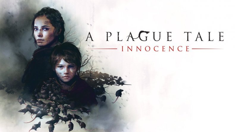 A Plague's Tale: Innocence Keyart