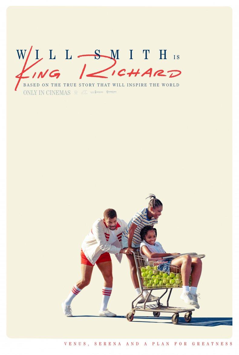 King Richard release date