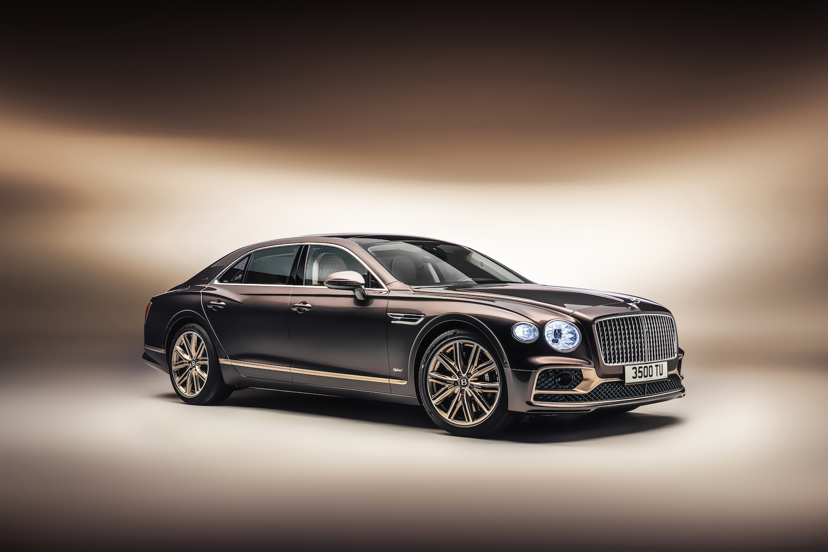 Bentley Adds Odyssean Edition to Flying Spur Hybrid Lineup