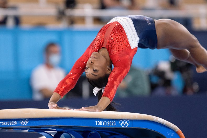 Sponsors Supports Biles' Decision to Withdraw