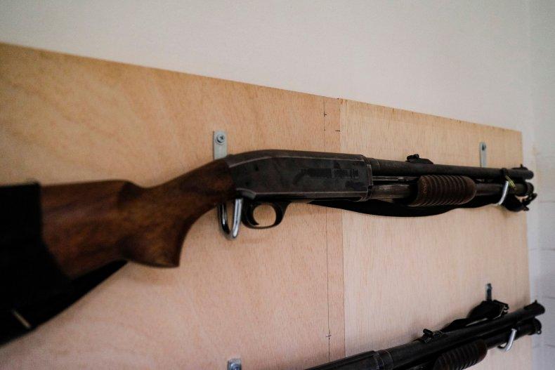Shotgun 7-year-old shot