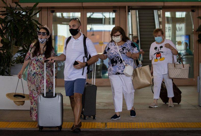 Florida Cruise Tourism Delta Hospital Travel