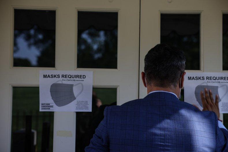 D.C., Tucson to Require Masks