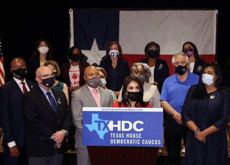 Texas Democrats Payroll