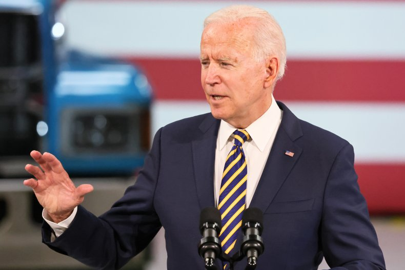 Joe Biden promotes vaccine incentives