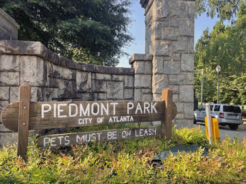 Piedmont Park in Atlanta