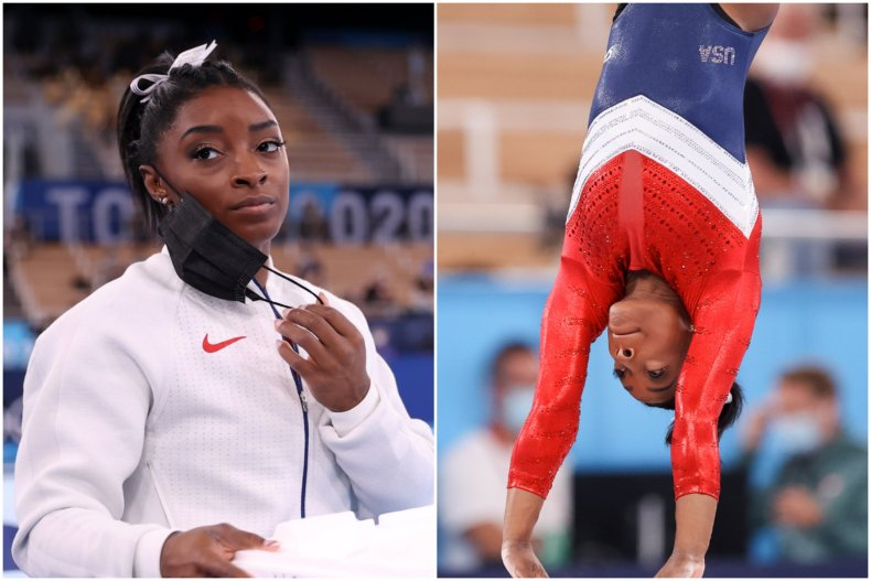 Simone Biles Olympics is likely over