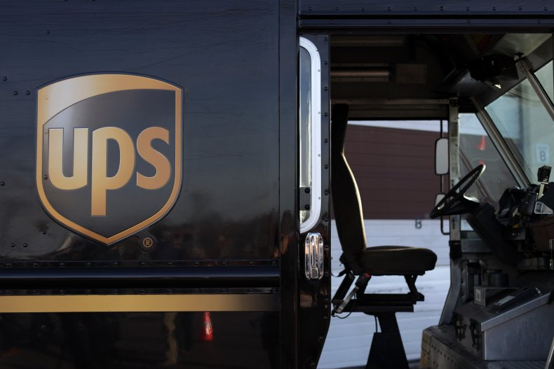 UPS driver terminated after altercation