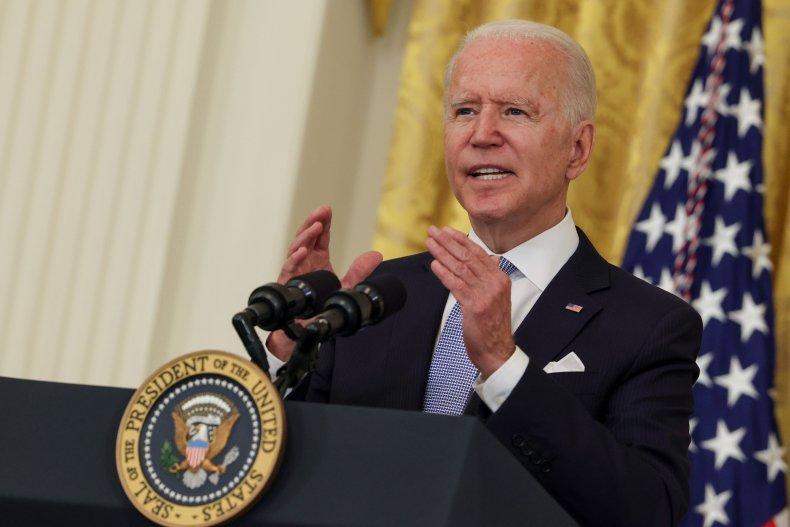 Biden Delivers Vaccine Remarks