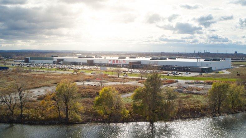 Tesla Gigafactory 2