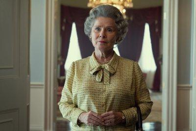 Imelda Staunton as The Queen