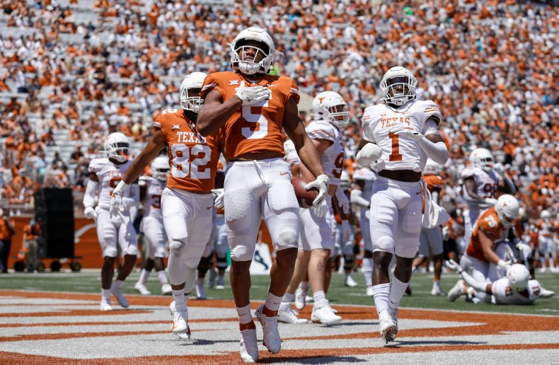 Texas Votes to Join SEC