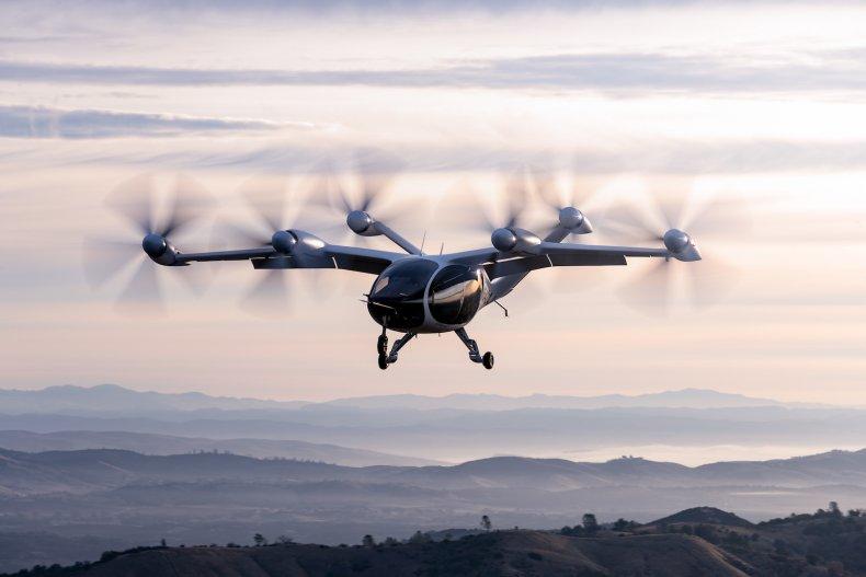 Jovy Aviation eVOTL