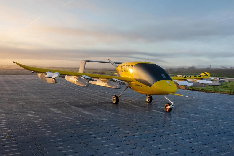 Wisk Electric Aircraft