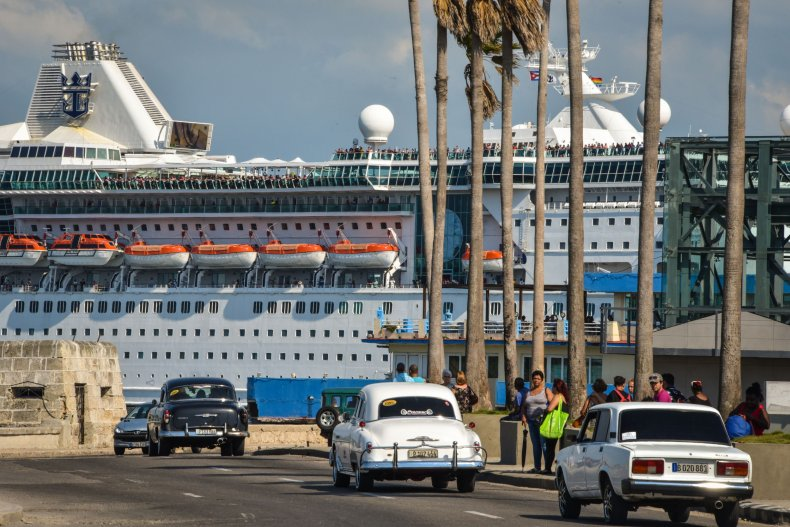 6 Test Positive for COVID on Cruise