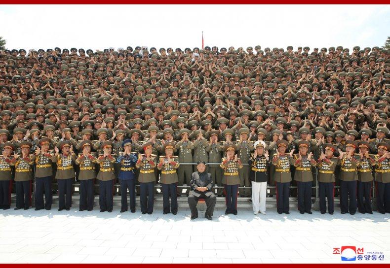 North, Korea, Kim, military, workshop