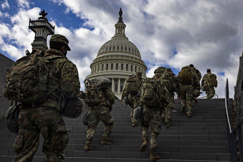 U.S. Capitol Gaurds