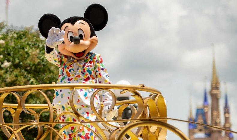 Mickey Mouse Disney World