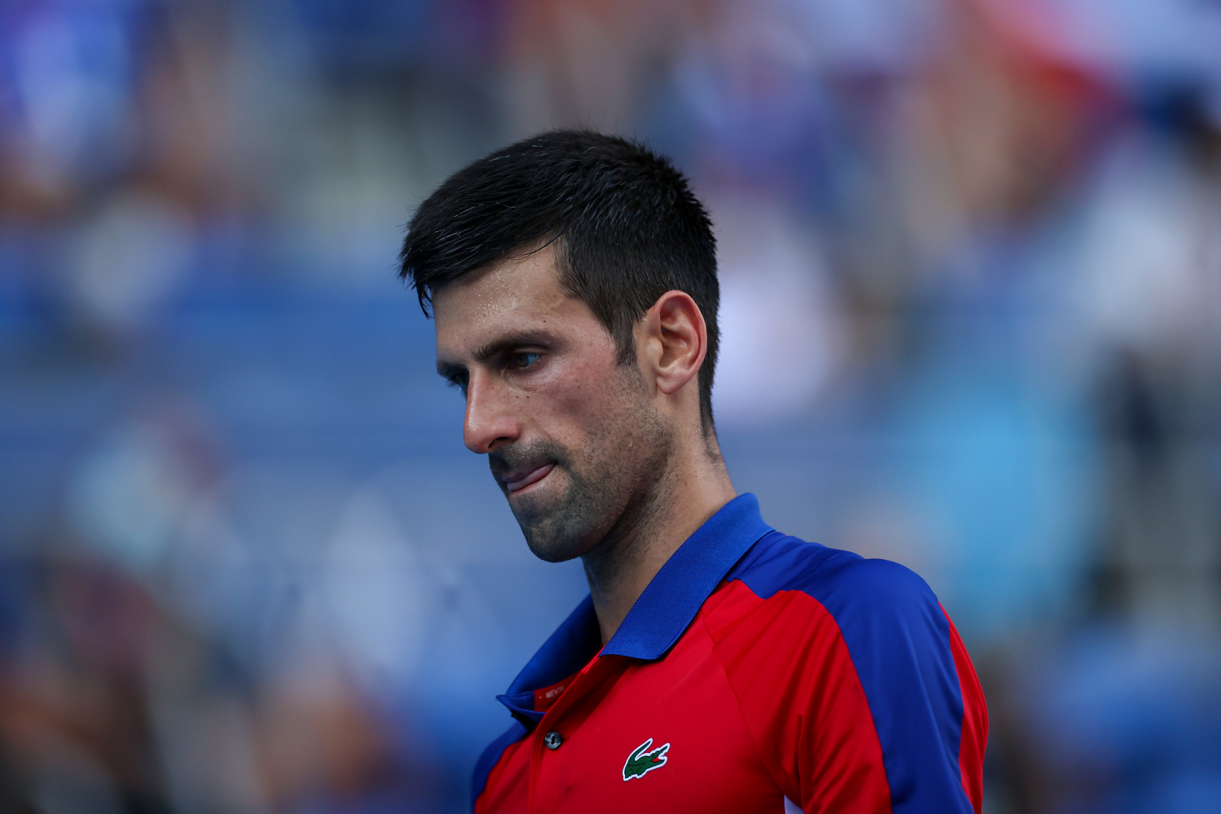 Novak Djokovic Pulls out of Doubles Match Missing Last Chance of 2020 Medal