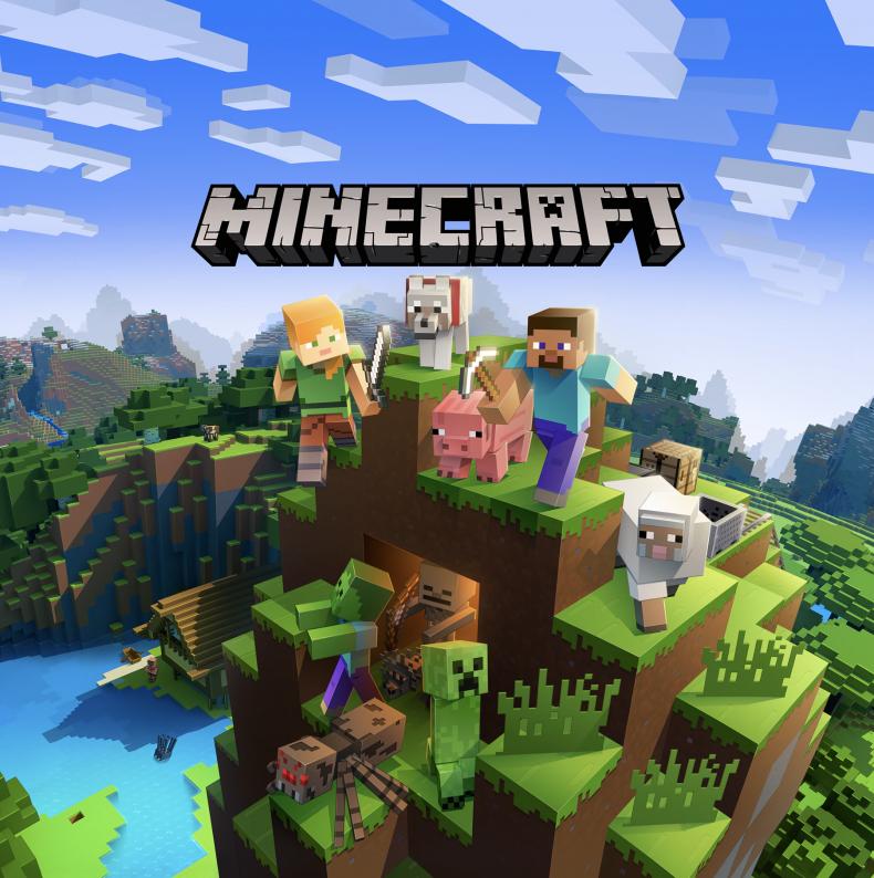 Minecraft (2011) Microsoft Playstation