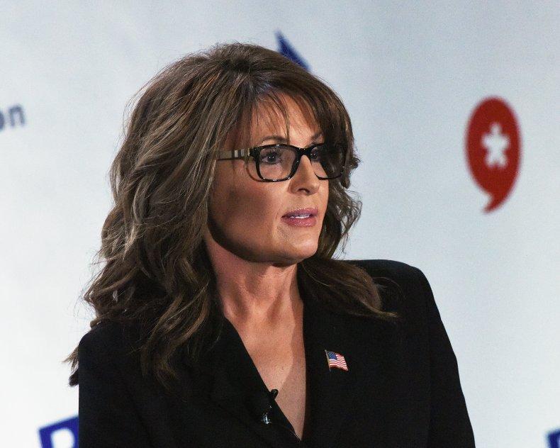 Ex-Governor of Alaska, Sarah Palin