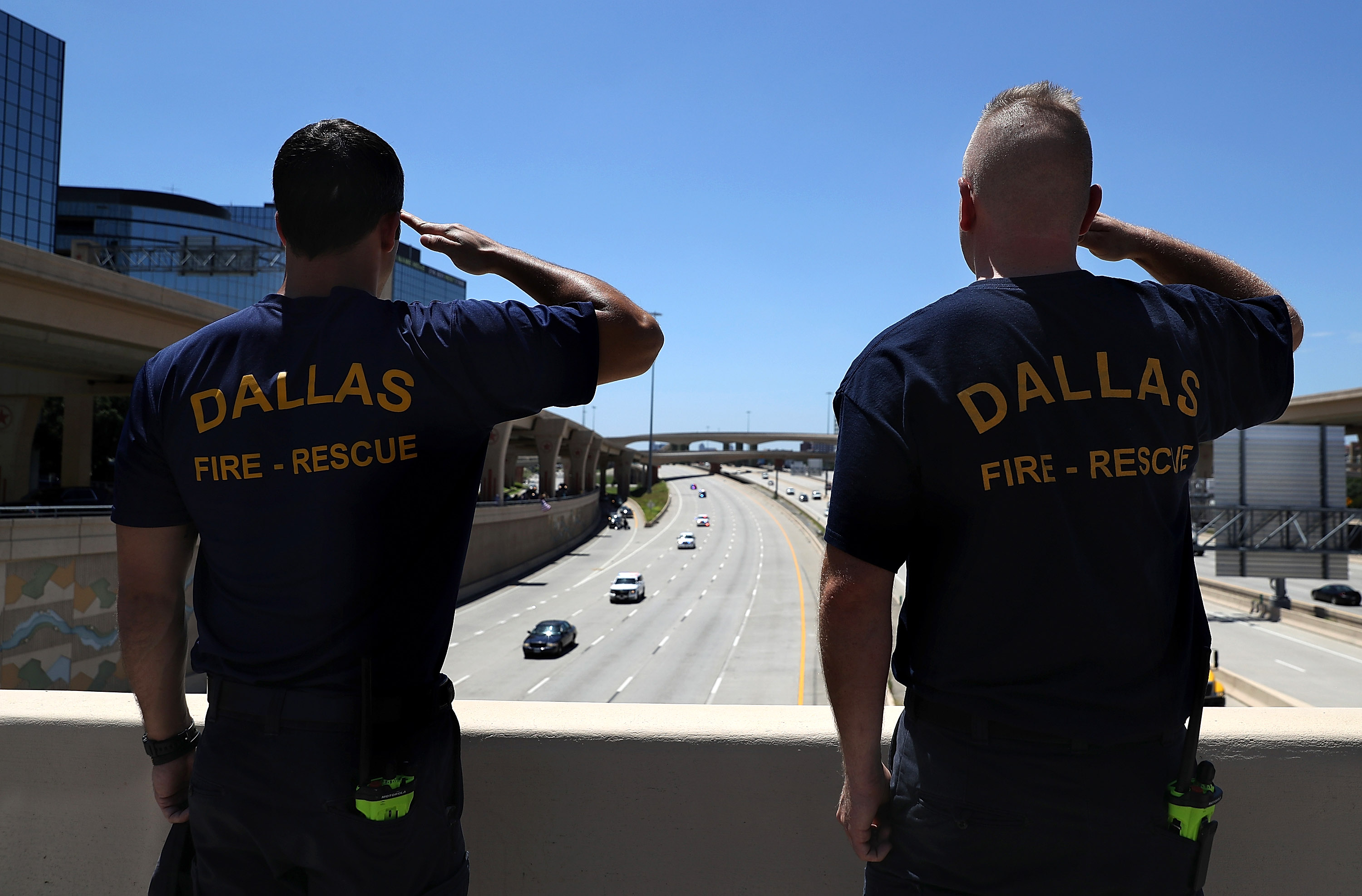 Dallas Firefighter Accused of Saying He Had COVID to Get Time Off From Work