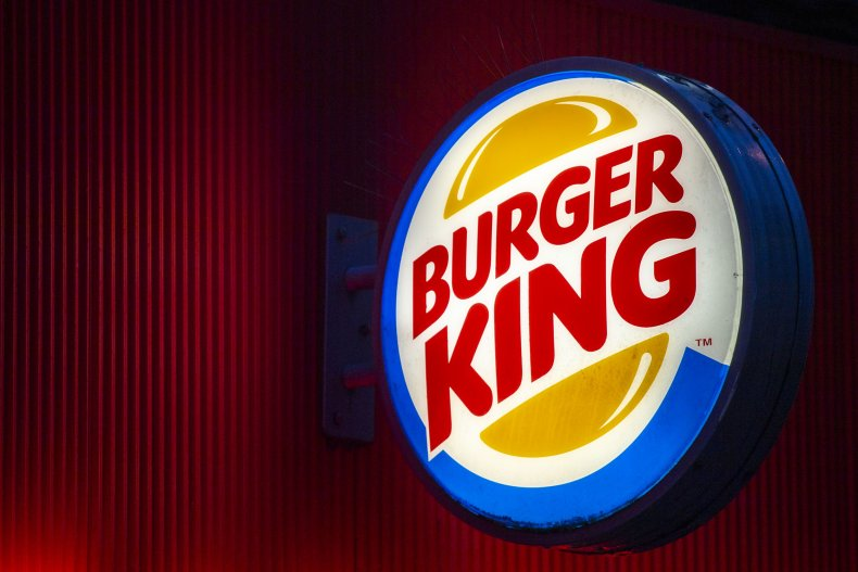 Burger King colostomy bag lawsuit