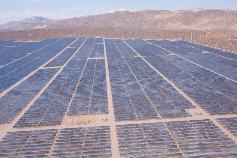 California energy system