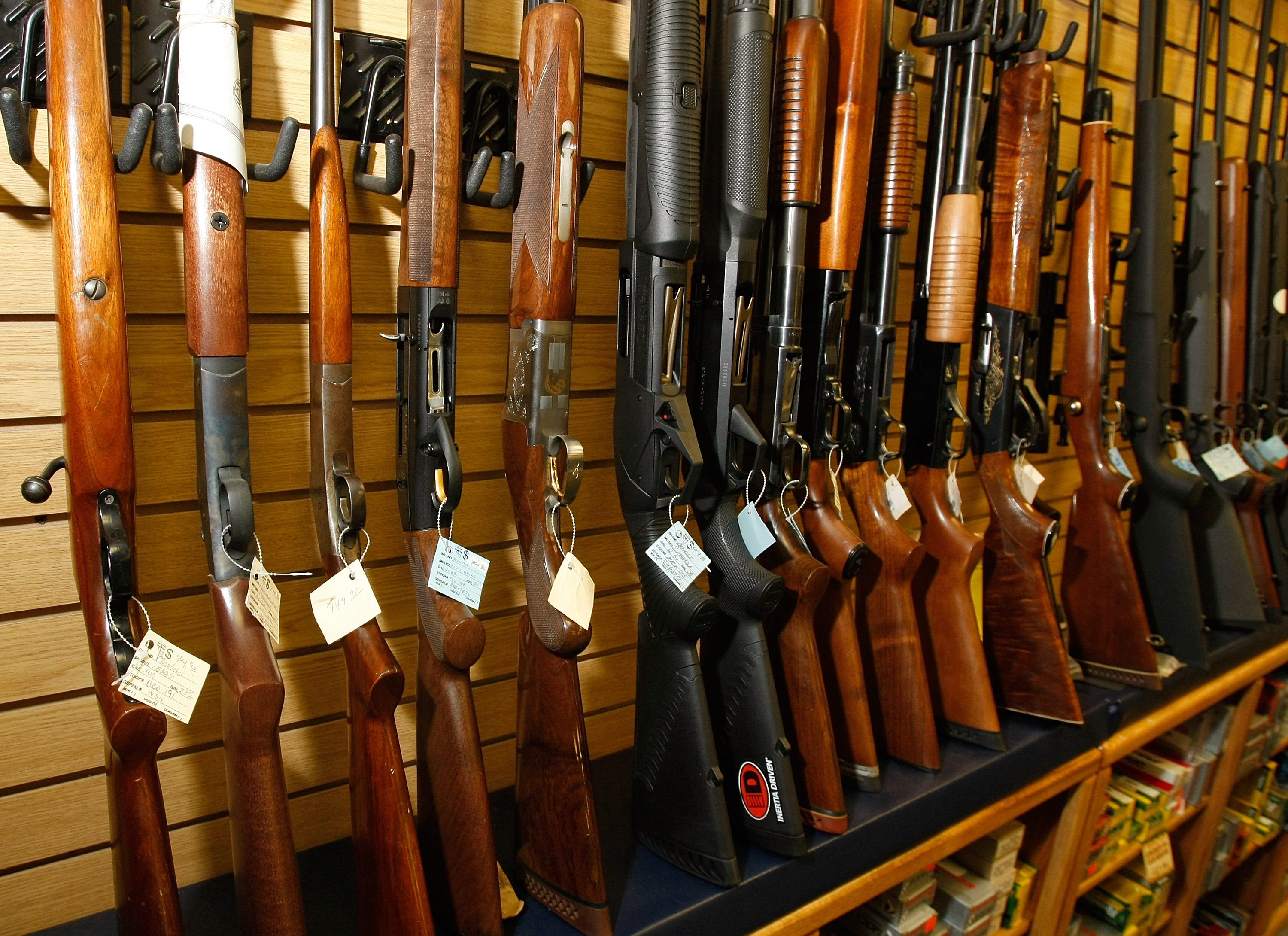 U.S. Sees Spike in Gun, Ammo Sales: 'I've Never Seen Anything Like It'