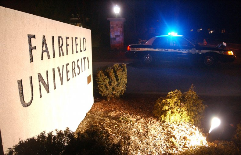 Fairfield University lawsuit