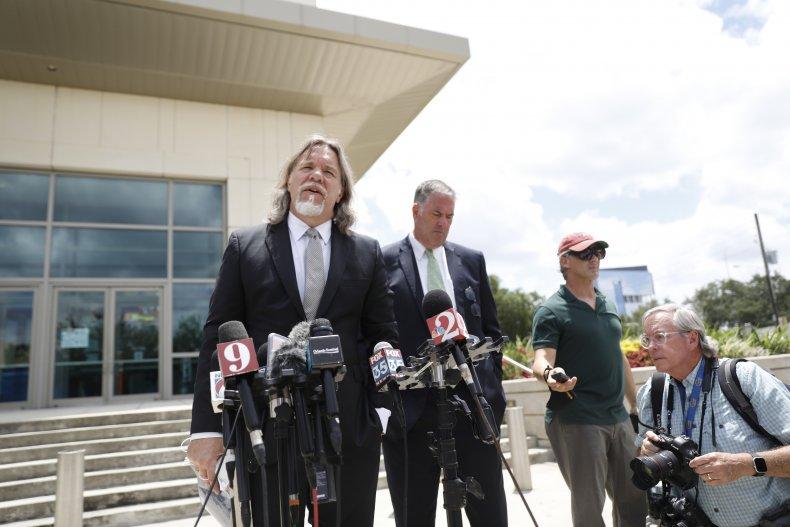 Joel Greenberg's Attorney