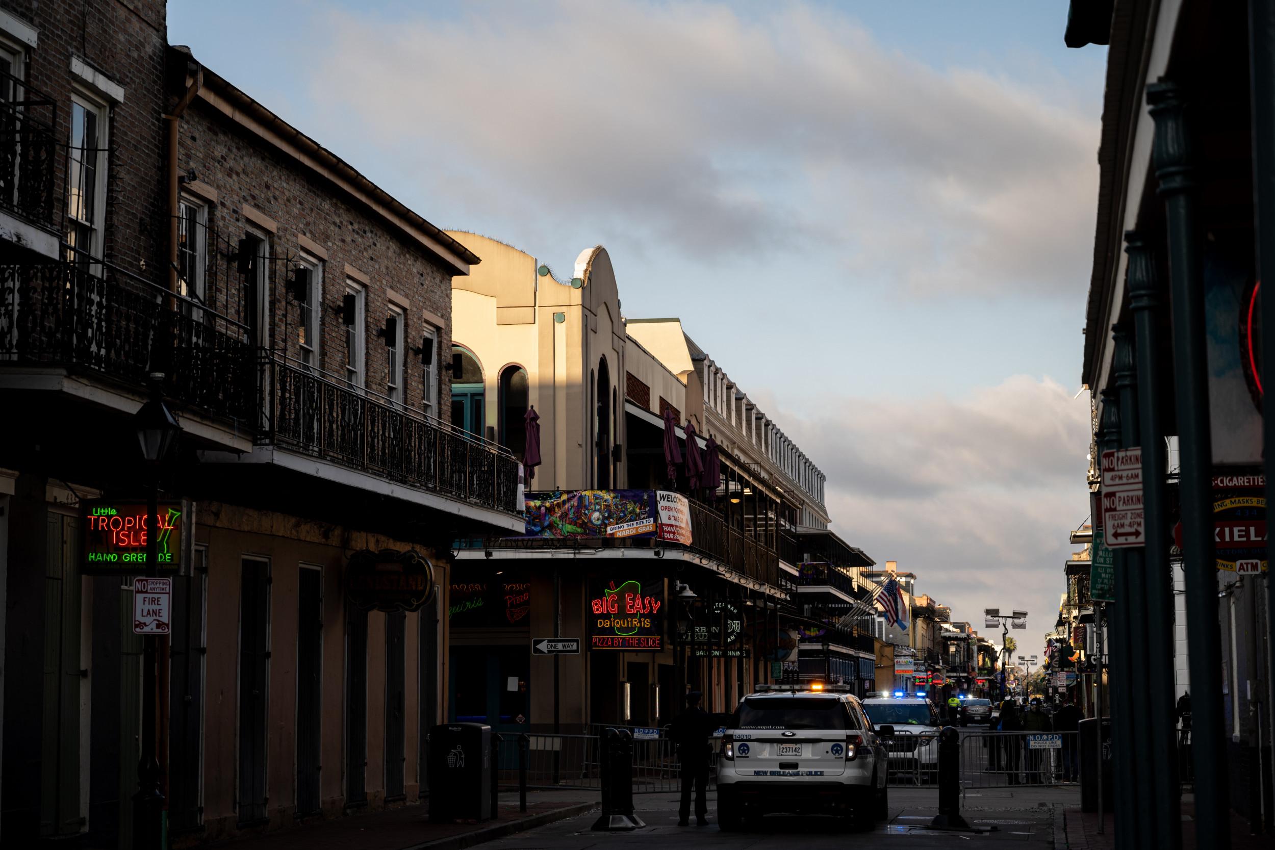 Video Captures Start of Bourbon Street Shooting
