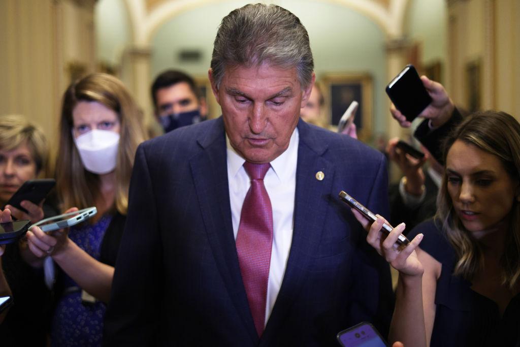 Joe Manchin Questions $3.5Tn Price Tag of Dem Budget Reconciliation Bill