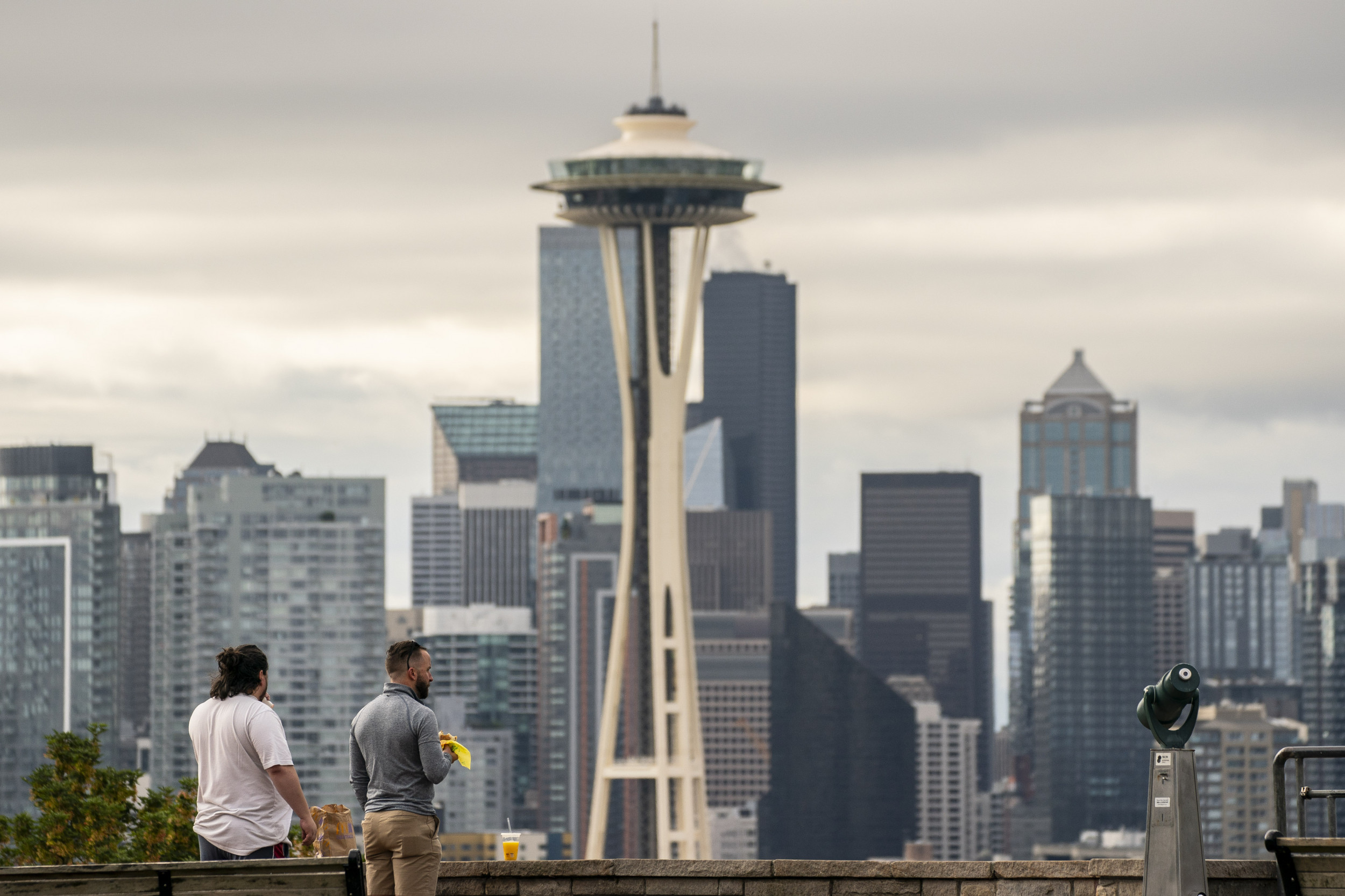 'Rain City' Faces 47-Day Dry Streak as Seattle Hits 4th-Longest Drought