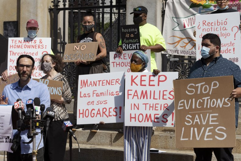 126 Eviction Notices Pending in St. Louis