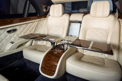 Mulsanne Grand Limousine by Mulliner