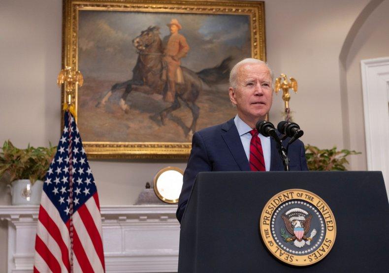 Joe Biden approves the relief bill