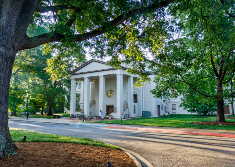 #70. Wofford College