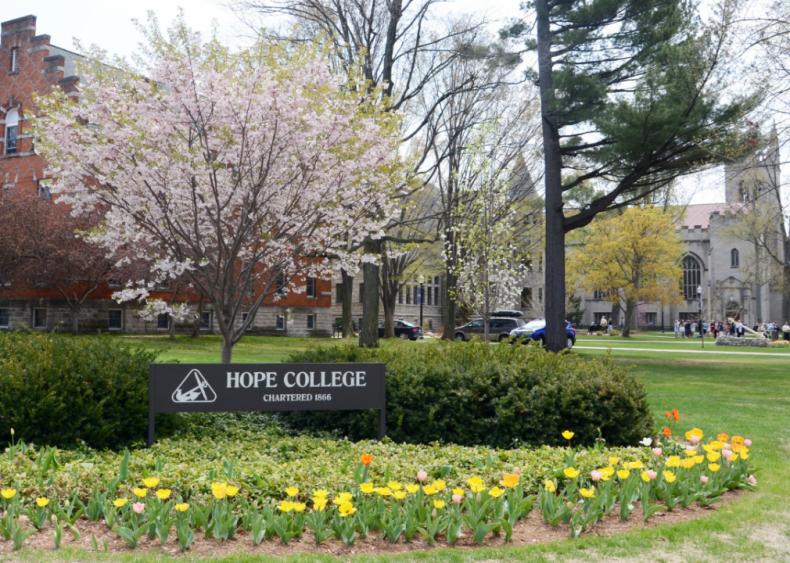 #54. Hope College