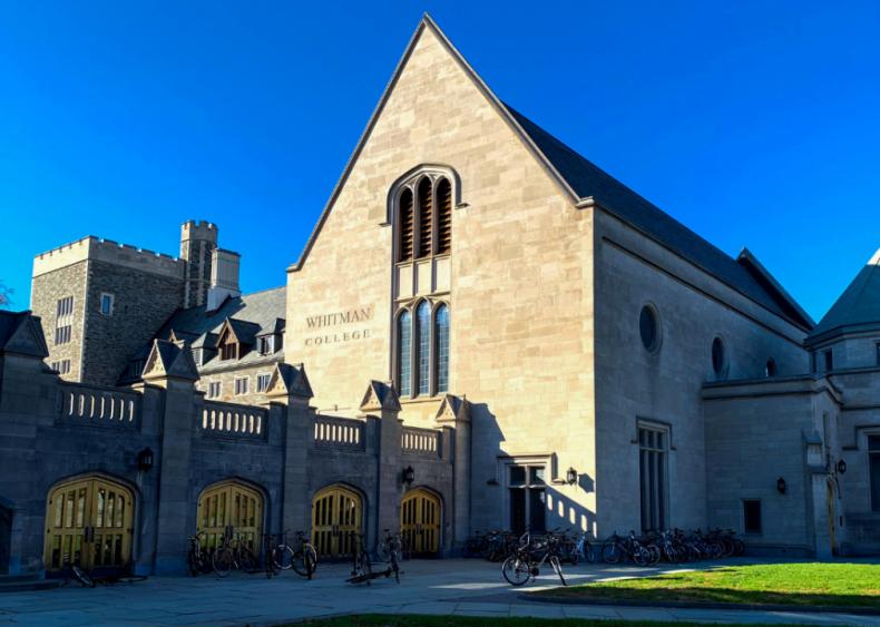 #39. Whitman College