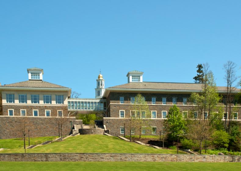 #16. Colgate University