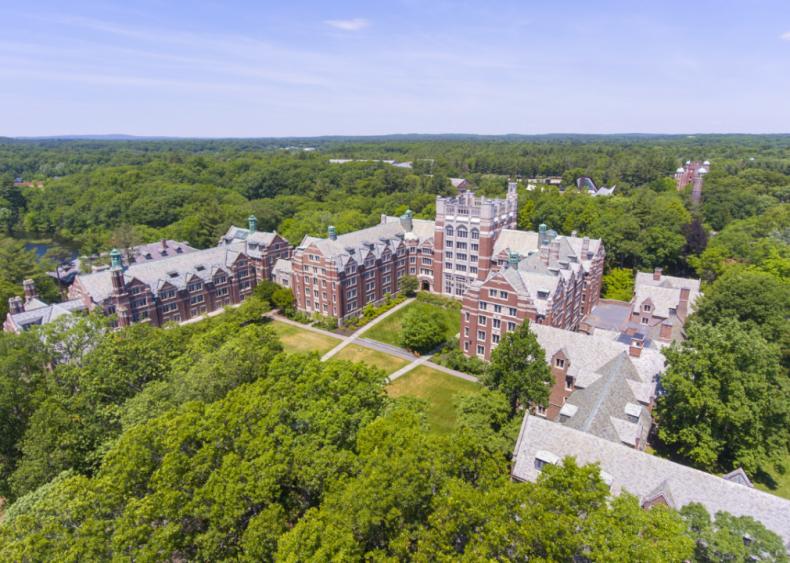 #15. Wellesley College