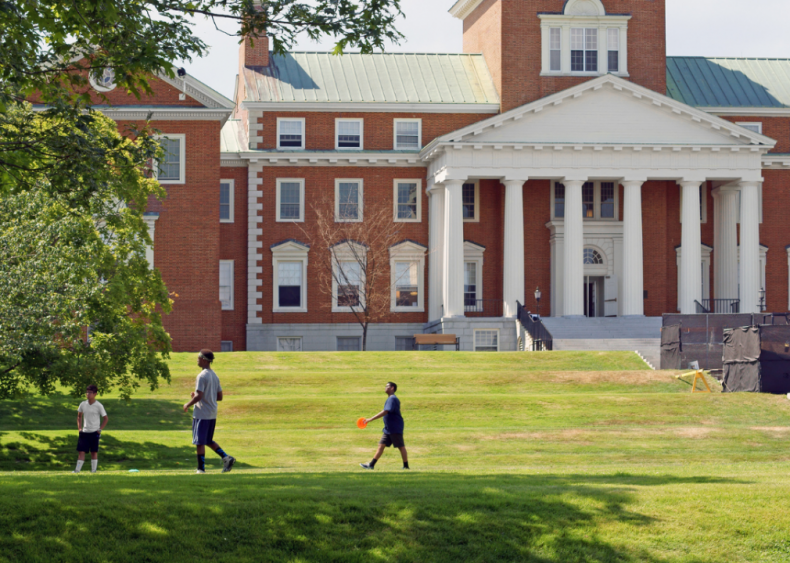 #8. Colby College