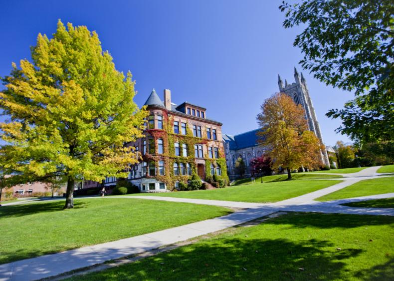 #6. Williams College