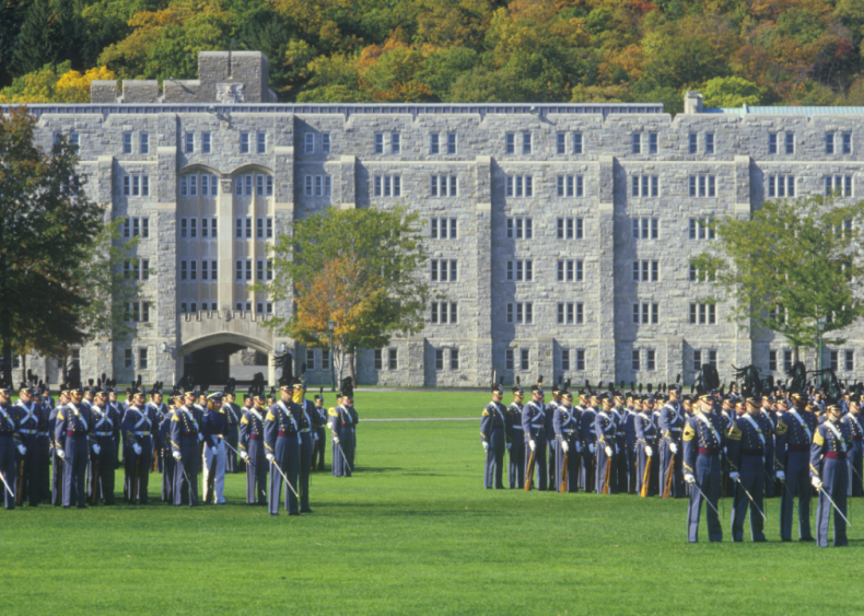 #5. United States Military Academy at West Point