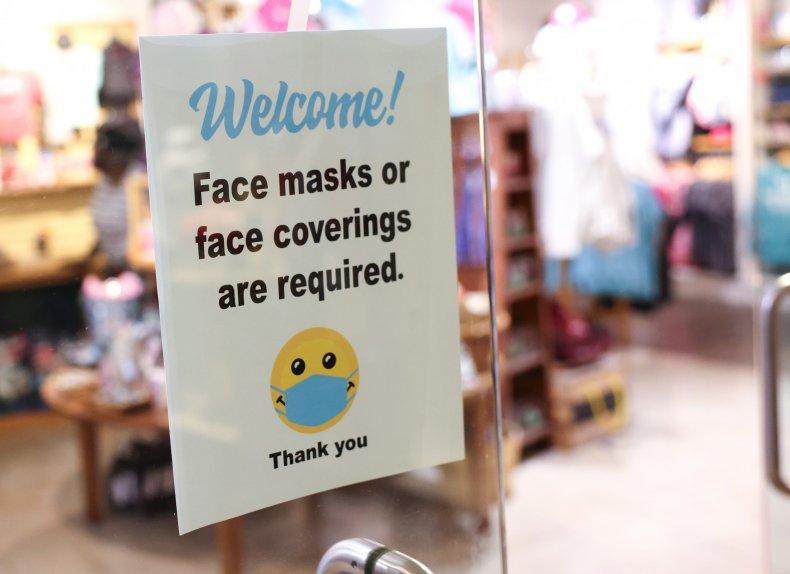 Mask mandate businesses