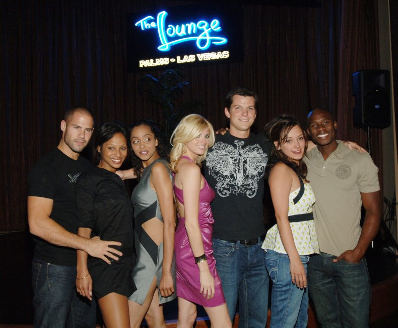 The Real World Las Vegas reunion