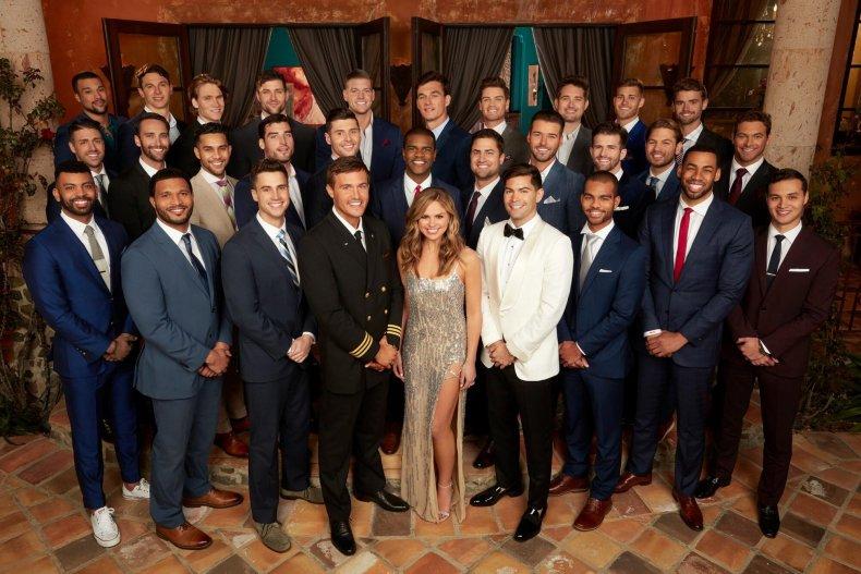 The Bachelorette season 15 cast